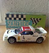 Ford rs 200 scalextric 4x4 - foto