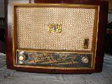 Radio antigua - foto