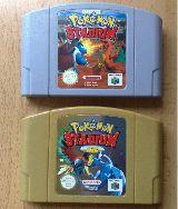 Pokemon stadium y pokemon stadium 2 - foto