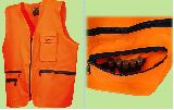 Chalecos de caza color naranja - foto