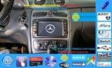 Radio DVD Mercedes W203 ANDROID - foto