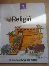 RELIGION CATOLICA SANTILLANA 3 PRIMARIA - foto