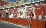azoteas,fachadas,decoraciones - foto