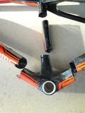 ReparaciÓn  de cuadros de fibra de carbo - foto