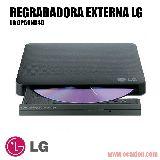 Regrabadora externa lg gp50nb40 - foto