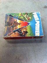 antiguo juego fire power - foto