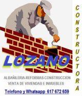 Construcciones lozano (A 11,5   LA HORA) - foto