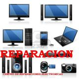 Reparacion monitor - TV televisor - foto