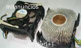 Disipador Intel nucleo cobre socket 478 - foto