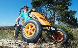Karts x-cross.berg toys.coche pedales - foto