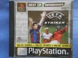 Uefa Striker ps1 - foto