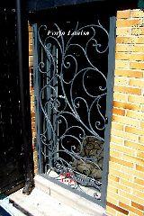 Puertas de forja - foto