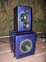 Cajas acústicas ALTA GAMA - foto