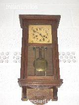 reloj pared - foto