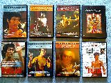 8 DVDx de BRUCE LEE - 40 € - foto