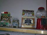 Maquinas tragaperras miniatura - foto