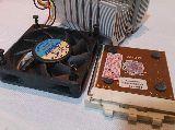 Microprocesador Athlon XP 1700+ completo - foto