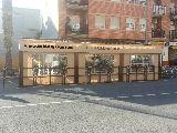 cerramiento terraza bares cafeterias - foto
