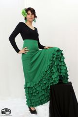 Faldas de Baile y Trajes de Flamenca - foto