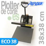 Prensa de Refine ECO38 para textil - foto