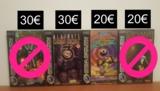 Vendo juegos consola sega saturn - foto