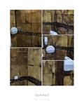 Pintura sobre azulejos - foto