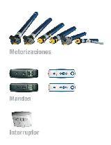 Motores y automatismos Somfy para toldos - foto