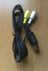 Dificil cable av megadrive 1 y 2 de sega - foto