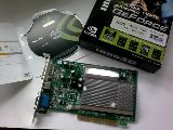 nvidia geforce 5500 256 mb - foto