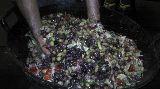 Aceitunas y aceite de oliva - foto