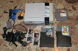 Nintendo entertainment system +3 juegos - foto