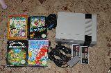 Nintendo entertainment system+4 juegos - foto