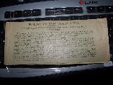 talonarios de cheques 1938 - foto