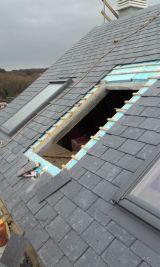 Reparación de goteras- Tejados -canalone - foto