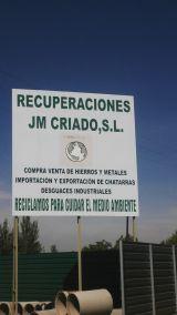 CHATARRAS RECUPERACIONES JM CRIADO SL - foto