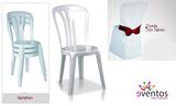 Sillas y mesas para eventos alquiler - foto