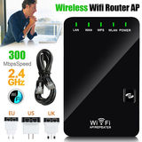 Repetidor wifi largo alcance maxima velo - foto