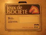 Jeux de Société. (juguete antiguo) - foto