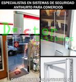 INSTALACIONES ARCOS ANTIHURTO FARMACIAS - foto