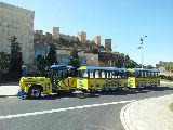 Tren Turistico Huelva. - foto
