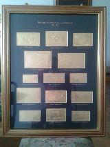 Historia de la peseta en papel moneda - foto