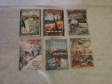 Lote de postales años 80 - foto
