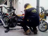 Reparacion  bicicletas de spinning - foto