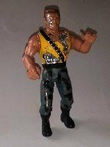 Muñecos Hulk Hogan Terminatos etc. - foto