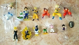 Figuras dragon ball hg - foto