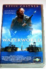 Waterworld - vhs - foto