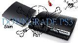 Downgrade PS3 FAT, super slim y SLIM - foto