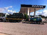 Transporte de vehiculo - foto