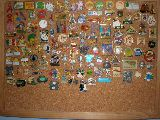 Colección de 124 pins diferentes - foto