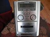Aiwa minicadena altavoces yradio cassete - foto